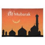 Cielo de la tarde de Eid - Placemat Manteles Individuales