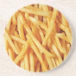 Cielo de las patatas fritas posavasos manualidades