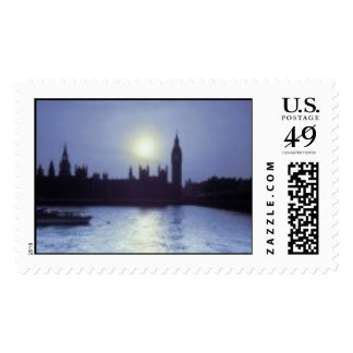 cielo de Londres Timbres Postales