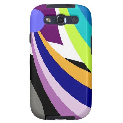 Cielo de Swirly Samsung Galaxy S3 Carcasa
