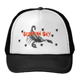 Cielo del escorpión gorra