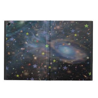 cielo del espacio exterior de la galaxia