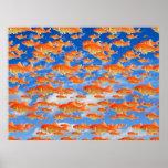 Cielo del Goldfish Impresiones