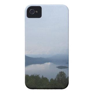 cielo del lago Case-Mate iPhone 4 carcasa