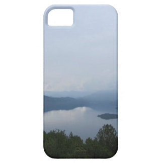 cielo del lago funda para iPhone 5 barely there