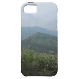 cielo del prado del campo funda para iPhone 5 tough