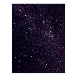 Cielo en la noche postales