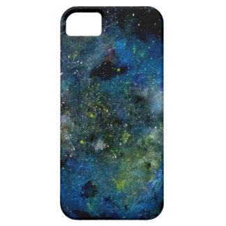 Cielo estrellado cósmico - caja de Orión o del iPhone 5 Fundas