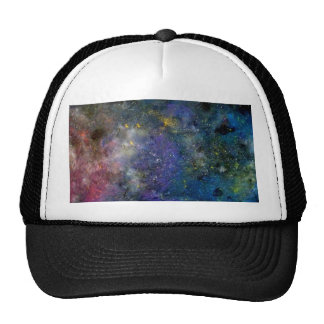 Cielo estrellado cósmico - Orión o cosmos de la ví Gorros