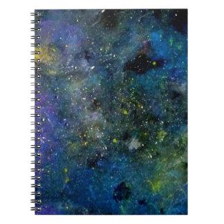 Cielo estrellado cósmico - Orión o cosmos de la ví Cuadernos