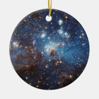 Cielo estrellado adornos de navidad