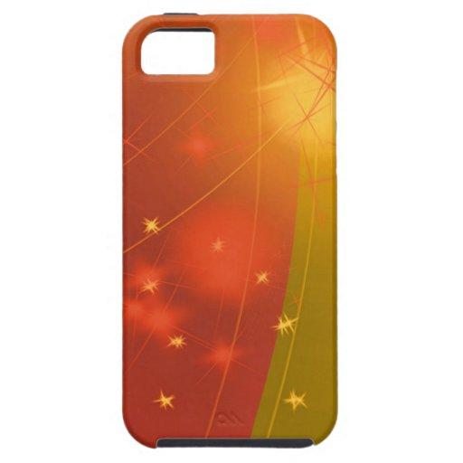 Cielo estrellado iPhone 5 carcasa