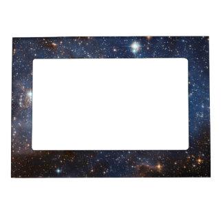 Cielo estrellado marcos magnéticos de fotos