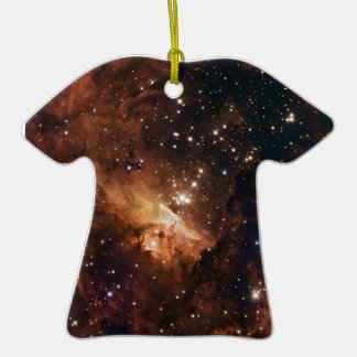 Cielo estrellado marrón de Pismis 24 Ornamentos Para Reyes Magos
