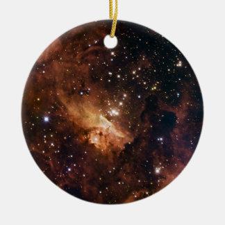 Cielo estrellado marrón de Pismis 24 Adorno