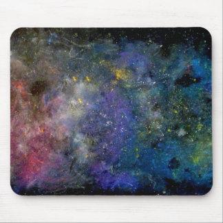 Cielo estrellado - Orión o cosmos de la vía láctea Alfombrillas De Raton