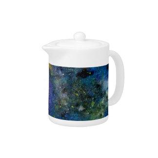 Cielo estrellado - Orión o cosmos de la vía láctea