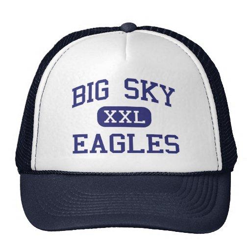 Cielo grande - Eagles - High School secundaria - M Gorro De Camionero