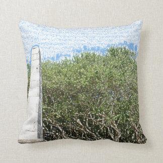 cielo la Florida de los árboles del paisaje del Almohadas