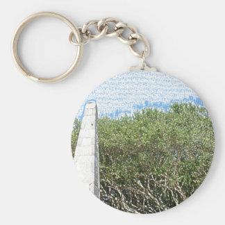 cielo la Florida de los árboles del paisaje del Llaveros