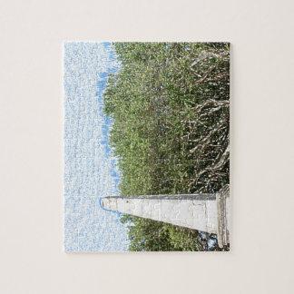 cielo la Florida de los árboles del paisaje del Rompecabezas Con Fotos