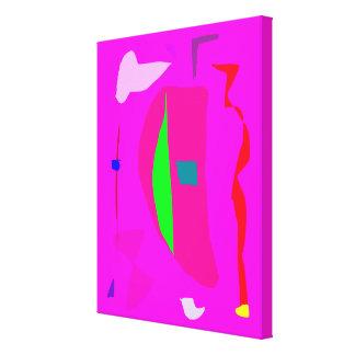 Cielo libre del claro del mandarín del párpado de  lona envuelta para galerias
