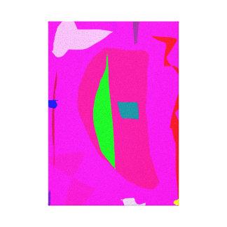 Cielo libre del claro del mandarín del párpado de  impresión en lona