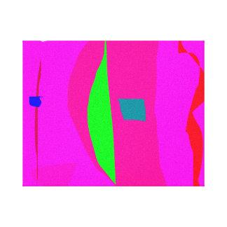 Cielo libre del claro del mandarín del párpado de  impresiones en lienzo estiradas
