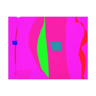 Cielo libre del claro del mandarín del párpado de  impresión en lona estirada
