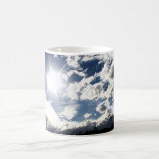 Cielo mágico taza