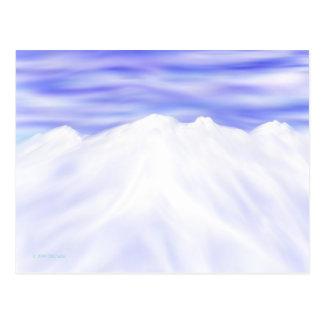 Cielo Nevado Postal