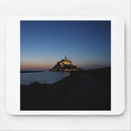 Cielo nocturno de Camerama del agua Tapete De Raton
