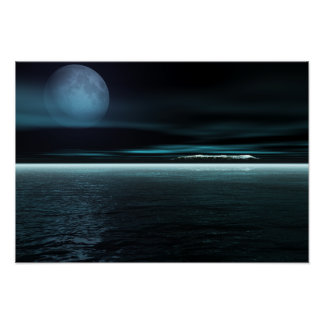 Cielo nocturno posters