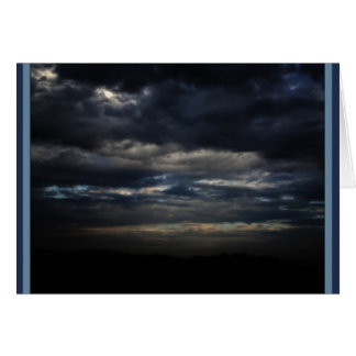 Cielo nublado 090814.jpg tarjeta de felicitación