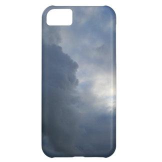 Cielo nublado funda para iPhone 5C