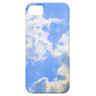 Cielo nublado iPhone 5 fundas