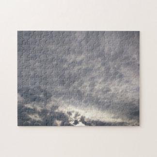 Cielo nublado puzzle