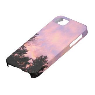 Cielo rosado funda para iPhone SE/5/5s