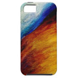 Cielo salvaje iPhone 5 Case-Mate funda