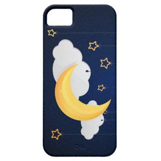 Cielo soñador iPhone 5 carcasa