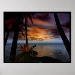 Cielo tropical impresiones