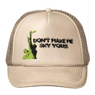 Cielo usted gorra del camionero