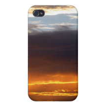 Cielo y Hell~ Kimberly P-Chadwick iPhone 4 Protectores