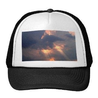 cielo y nube gorros