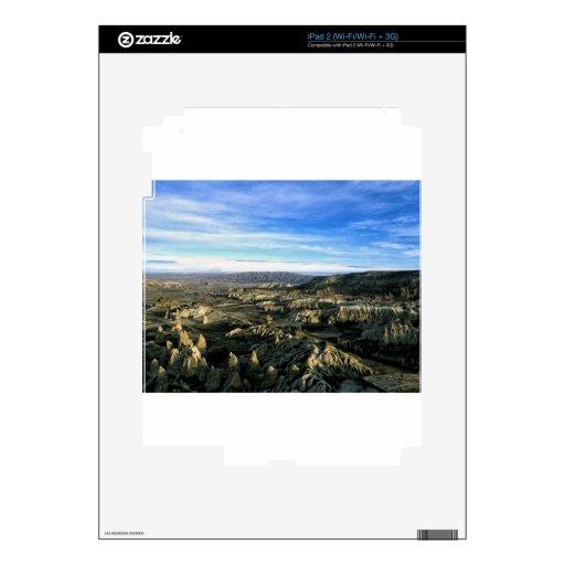 Cielo y tierra de Cappodocia iPad 2 Calcomanía
