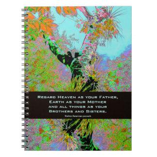 cielo y tierra cuadernos