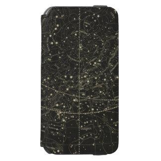 Cielos 1 de noviembre 20 de enero funda billetera para iPhone 6 watson
