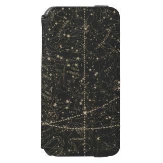 Cielos 21 de enero 17 de abril funda billetera para iPhone 6 watson