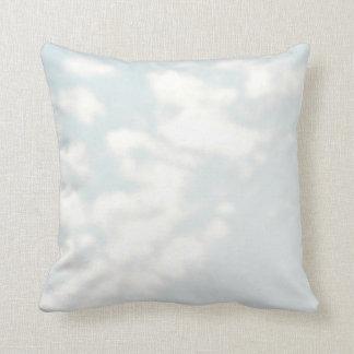 Cielos azules Pilllow Cojín