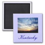 Cielos de Kentucky Imán